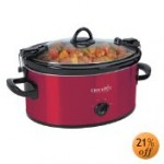 Amazon-Crockpot for $20 after Rebate