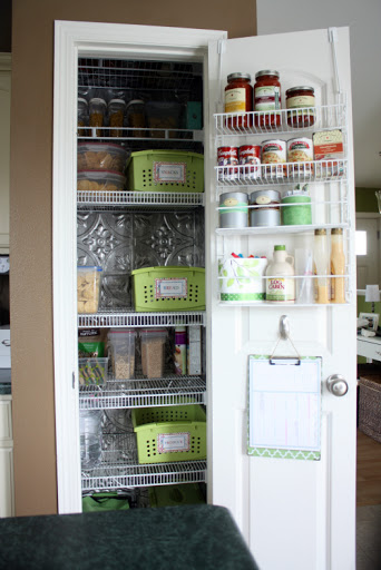 Wednesday Pinterest Favorites {Home Organization}
