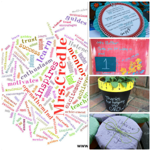 Teacher Appreciation Gifts {10 Easy Ways to Say Thank You}