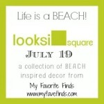 15 Beach Inspired Projects {My Looksi Curated Collection}