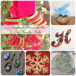 50 Handmade Ornament Ideas