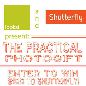 $100 Shutterfly Giveaway from LooksiSquare and Shutterfly