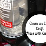 Clean an Epic Mess with the Eureka Suction Seal 2.0 #EurekaPower #cbias #shop
