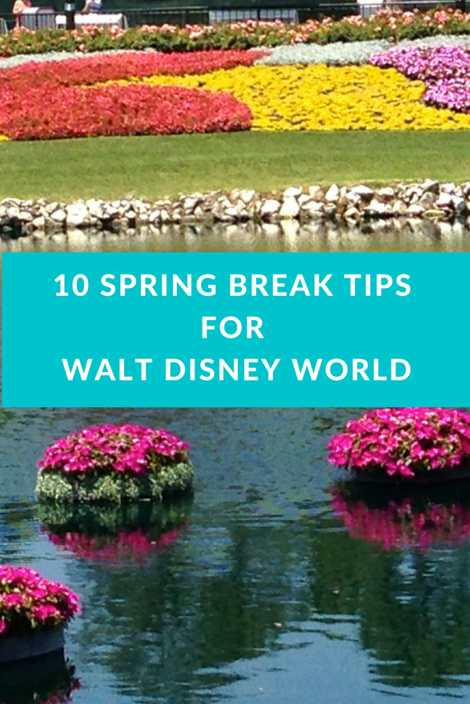 Walt Disney World Spring Break Tips