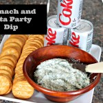 Spinach and Feta Party Dip