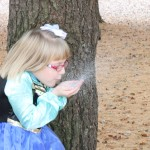 Frozen Themed Photo Shoot and Five Tips for Photographing Kids