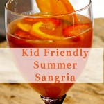 "Sparkling Kid-Friendly ""Sangria"""