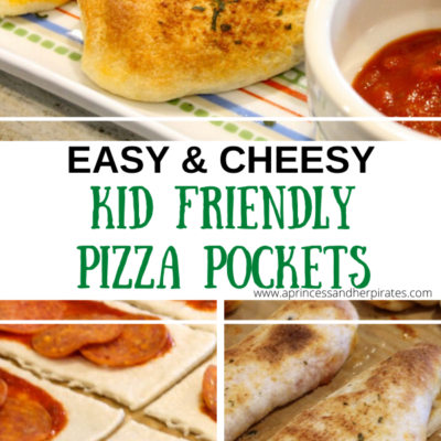 Easy Pizza Pockets
