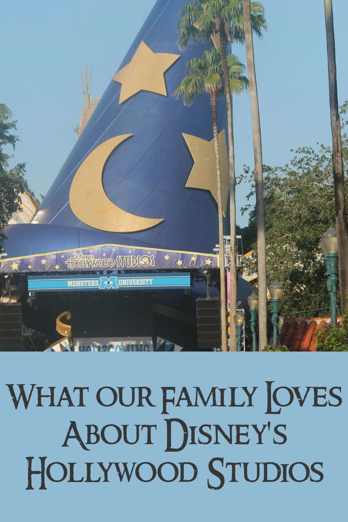 What Our Family Loves about Disney's Hollywood Studios