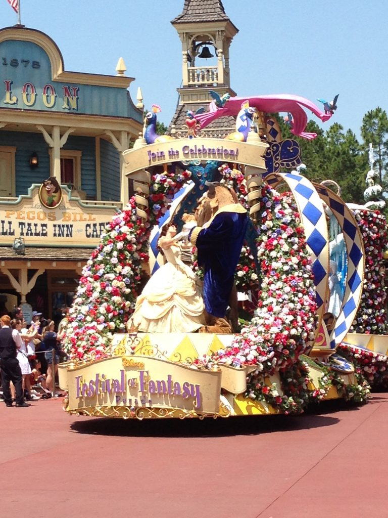 Disney World Festival of Fantasy