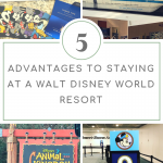 5 Advantages to a Disney World Resort