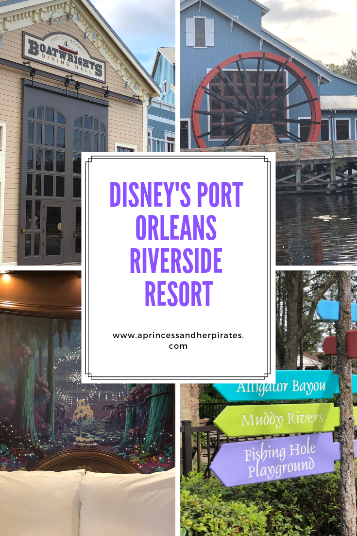 Disney's Port Orleans Riverside Resort