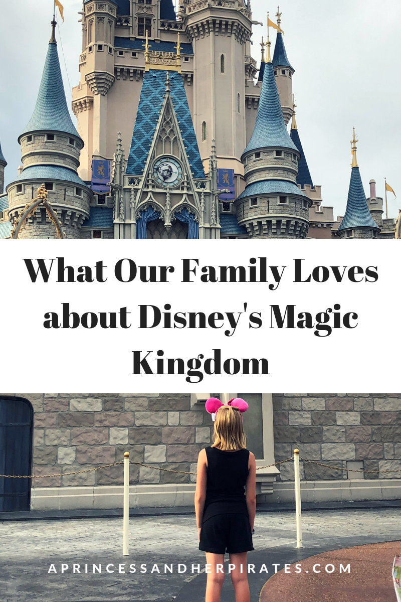 What Our Family Loves about Disney's Magic Kingdom