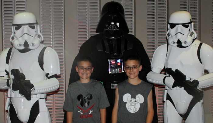 Top Five Meet and Greets for Boys at Walt Disney World
