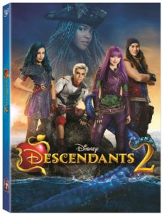 Disney's Descendants 2 Review & Giveaway