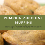 Fall is here! Try these Pumpkin Zucchini Muffins for an easy, pumpkin filled breakfast!