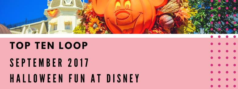 Top Ten First Timer Tips for Mickey's Not So Scary Halloween Party