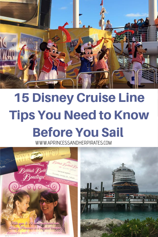 15 Disney Cruise Line Tips