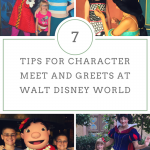 Free Mickey Mail & Tips for Character Meet and Greets at Walt Disney World