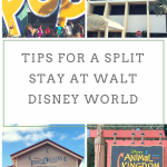Tips for a Split Stay at Walt Disney World