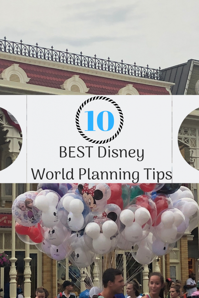BEST Disney World Planning Tips