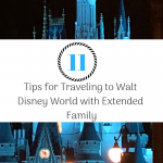 Visiting Walt Disney World with Extended Family
