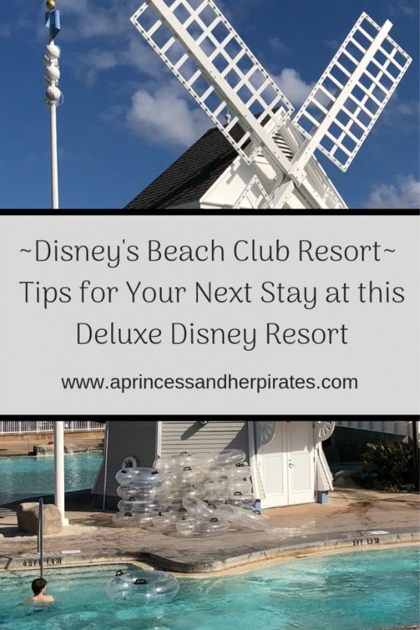 Staying at Disney's Beach Club Resort?  Then you will want to read all these tips and tricks!