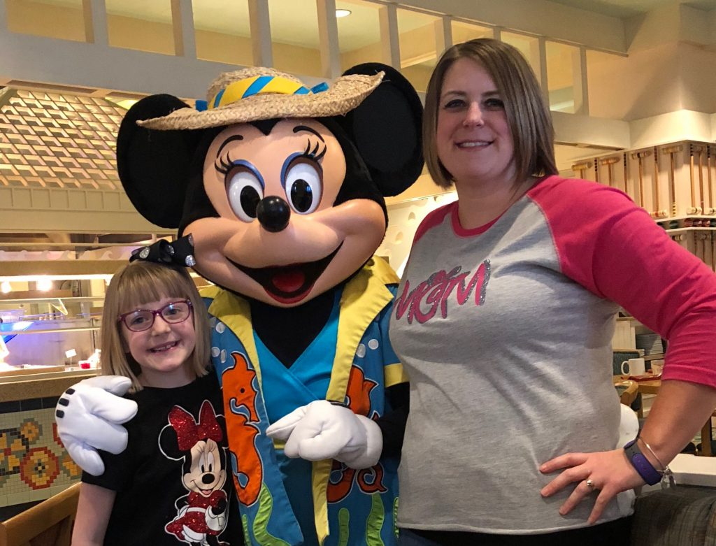 Minnie's Beach Bash Breakfast at Disney's Beach Club ...