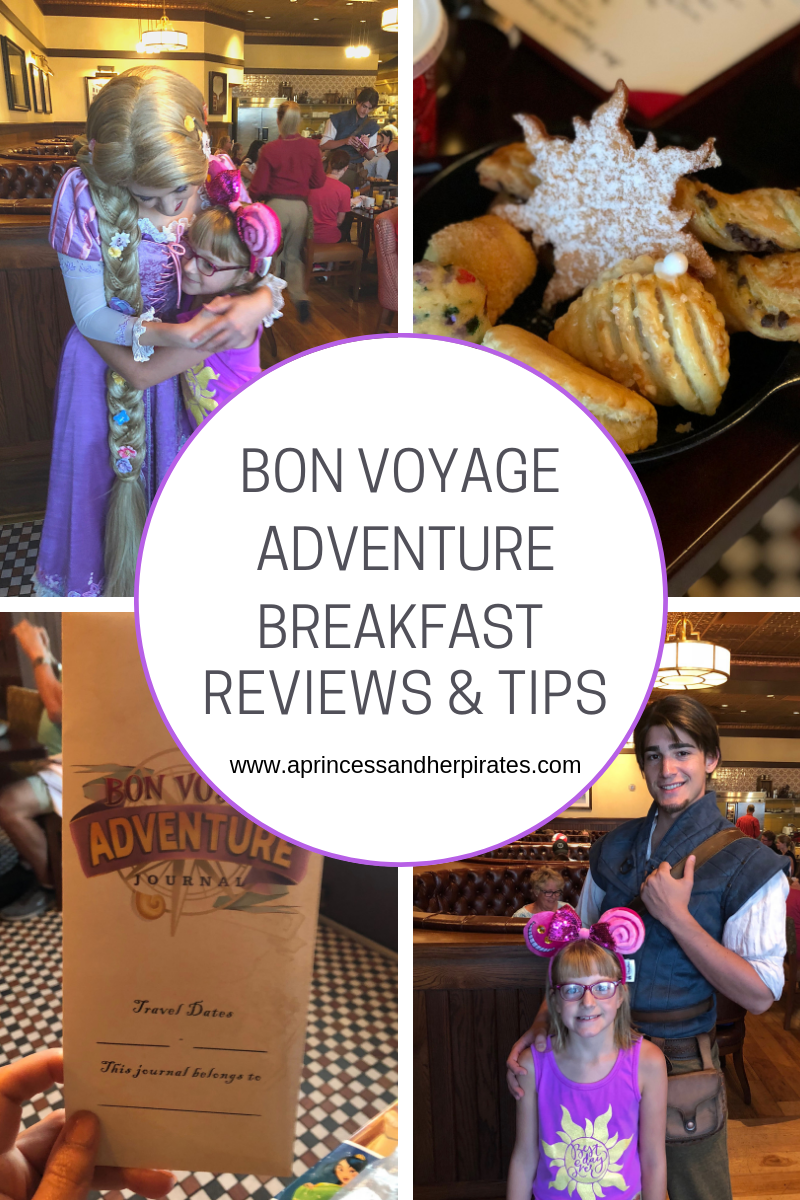 Bon Voyage Adventure Breakfast Review and Tips