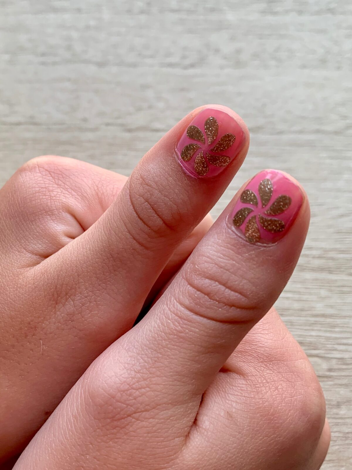 Back to School Style ~ DIY Nail Decals