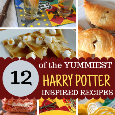 Harry Potter Inspired Recipes