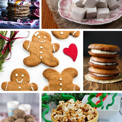 BEST Gingerbread Recipes for the Holidays