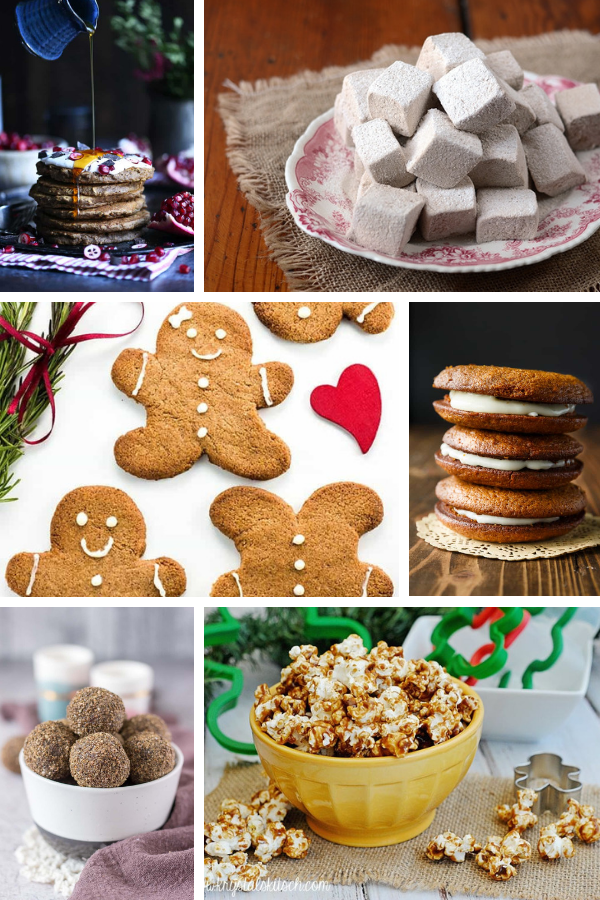 These are the BEST Gingerbread Recipes all in one place! #gingerbread #christmascookies #christmasbaking