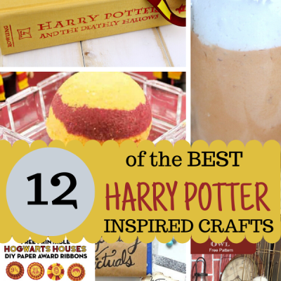 12 Best Harry Potter Inspired Crafts