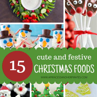 Christmas Themed Foods