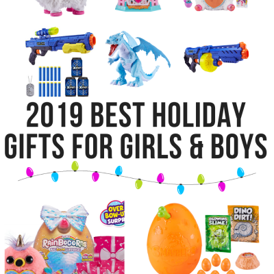 Best Holiday Gifts for Boys & Girls 2019