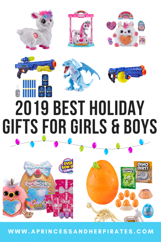 2019 Best Holiday Gifts for Girls and Boys