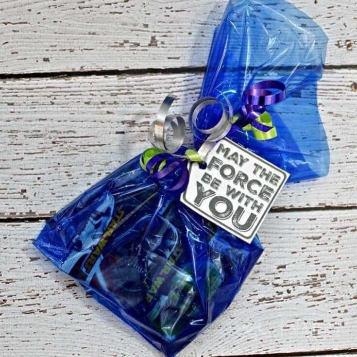 Star Wars Party Favors: Free Printable Treat Tags