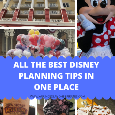 The Best Walt Disney World Planning Tips