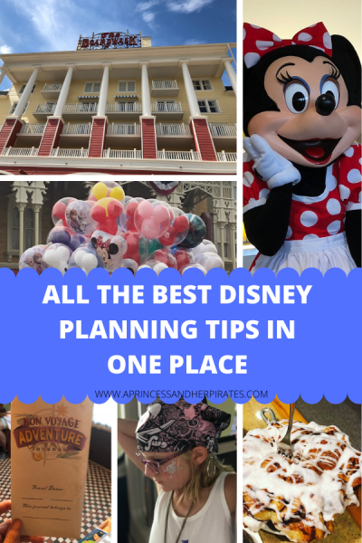 All the best Walt Disney World Planning Tips are right here! Informative posts, tips, and tricks for a great trip.