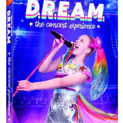 JoJo Siwa D.R.E.A.M.~ The Concert Experience DVD Giveaway