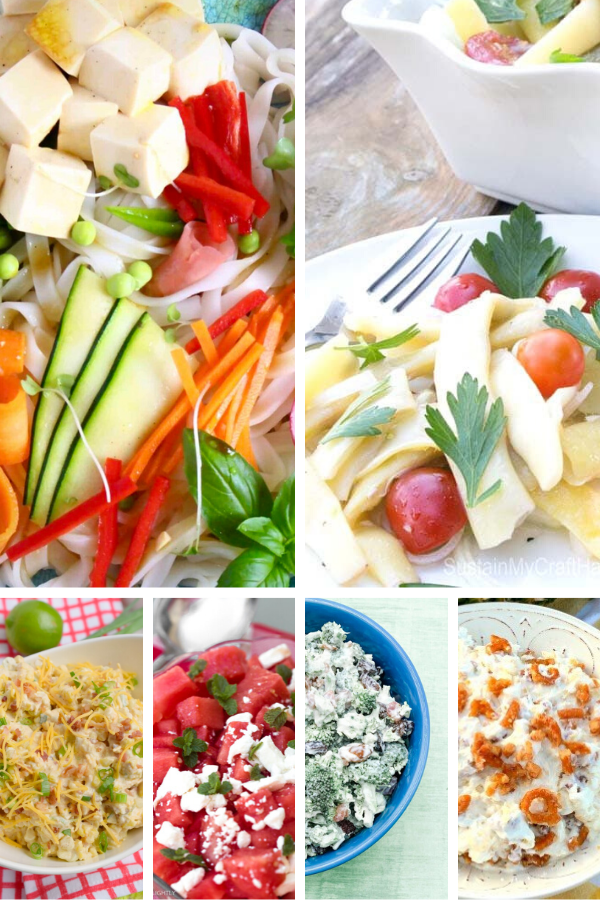 70 Summer Salad Recipes