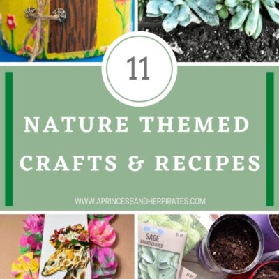 Nature Recipes and Crafts