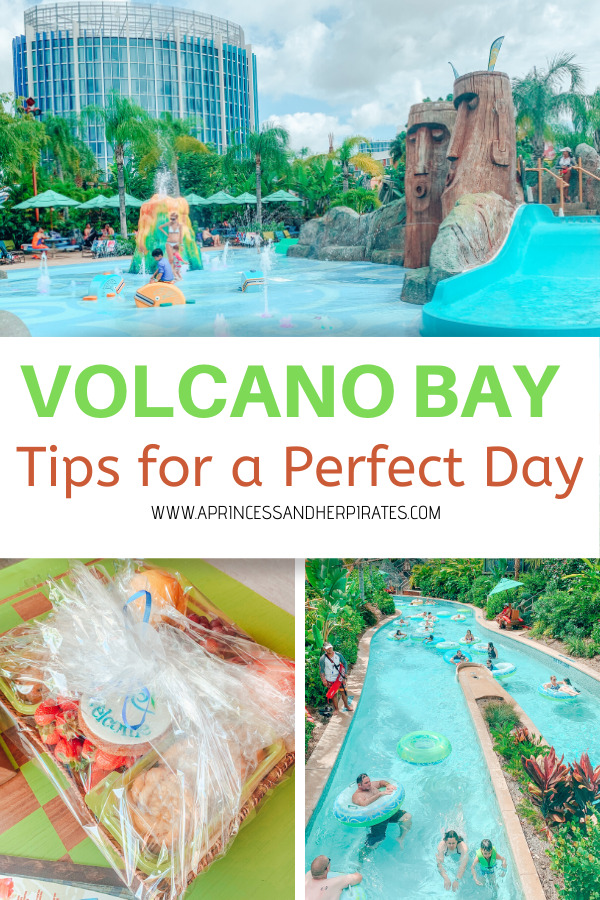 Volcano Bay Tips for a Perfect Day