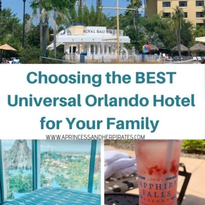 How to Choose the Best Universal Orlando Resort for Your Family