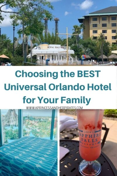 Choosing the Best Universal Orlando Resort for Your Family