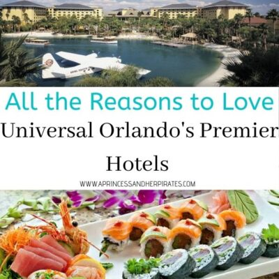 All the Reasons to Love the Premier Universal Orlando Hotels