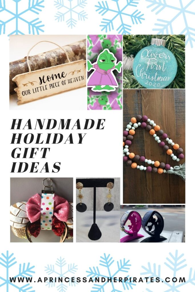 Handmade Holiday Gift Ideas
