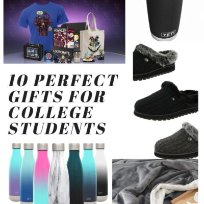10 Perfect Gifts for College Students