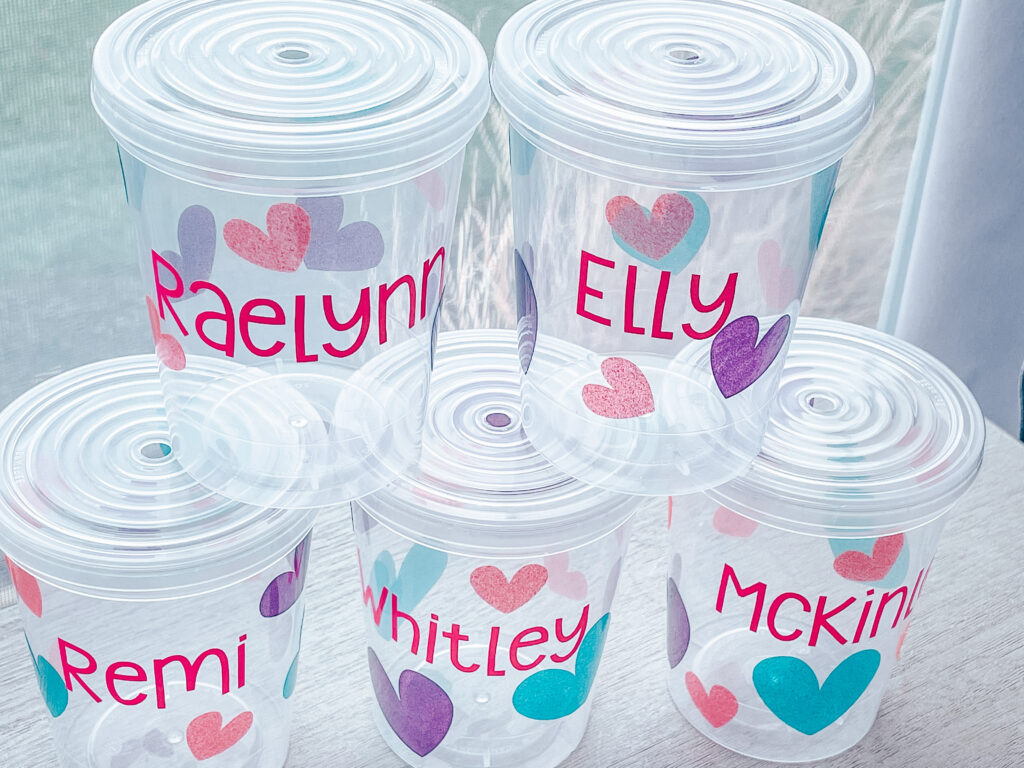DIY Personalized Tumblers